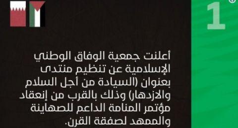 بحرينيون ينظمون أول احتجاج ضد استضافة بلادهم مؤتمرا يمهد لـ