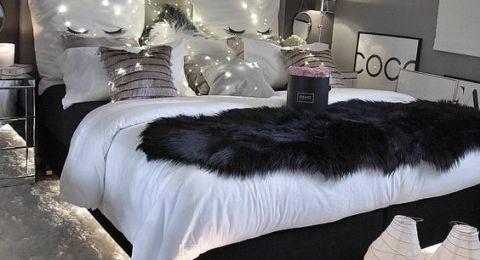غرف نوم رومانسية 2020
