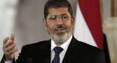 وفاة الرئيس المصري الأسبق محمد مرسي في السجن