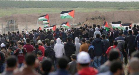 إصابة سبعة مواطنين برصاص الاحتلال في جمعة