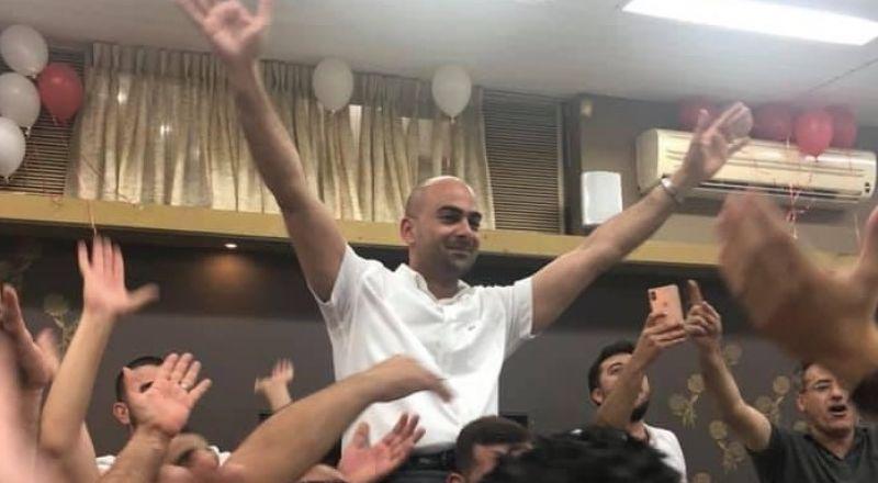 بنسبة 58% من الاصوات .. محمد  نعامنة رئيسا لنقابة المحامين في الشمال