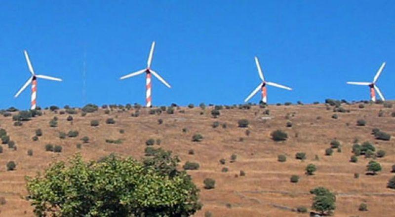 الجولان: الإعلان عن يوم غد يوم اضراب عام ضد مشروع مراوح الرياح