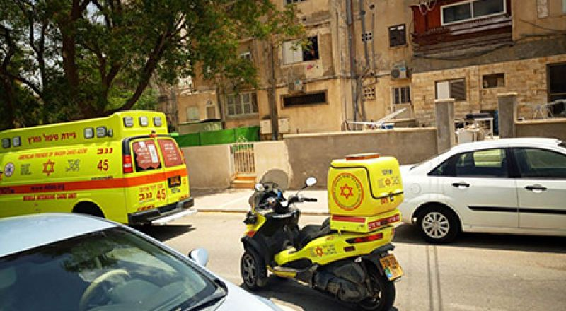 إصابة بالغة لعامل بحادث عمل في بئر السبع
