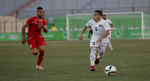 فلسطين تفوز على الأردن وتعزز فرصها في بلوغ بطولة آسيا