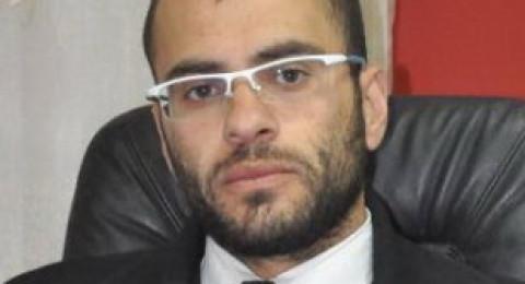 السجن 45 شهرًا للمحامي عدنان علاء الدين