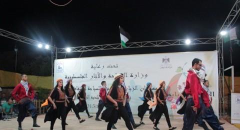 اختتام مهرجان الزبابدة السادس للسياحة والثقافة والفنون