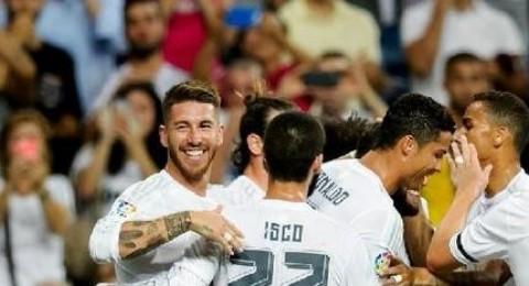 ريال مدريد يتغلب على غلطة سراي ويفوز بكاس البيرنابيو