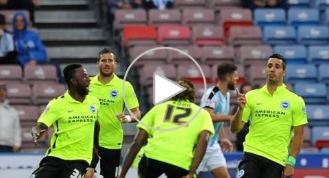 بيرم كيال يسجل أحد اسرع الاهداف بالعالم (بعد مرور 17 ثانية من بدء المباراة) !