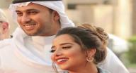 بلقيس فتحي ترقص مع زوجها في حفل عيد ميلاده