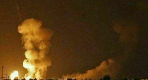 إطلاق عدة صواريخ من غزة