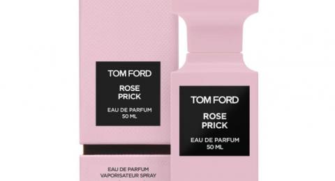 لمصمم العالمي توم فورد يعرض العطر الجديد في مجموعة الـ PRIVATE BLEND التي تكشف عن معمل عطوره الشخصية: ROSE PRICK