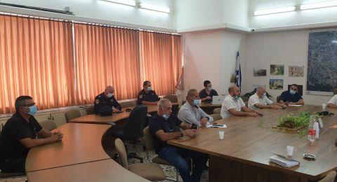 بلدية شفاعمرو: نحن نقترب خطوة واحدة من الشارة الحمراء وسنعلن عن حالة طوارئ.