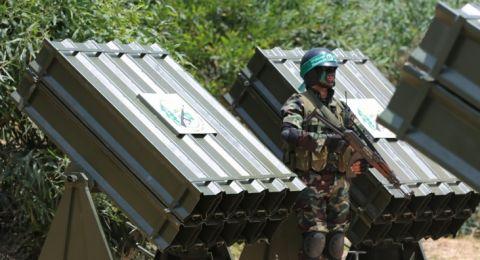 حماس تهدد اسرائيل بمعركة اذا استمر القصف