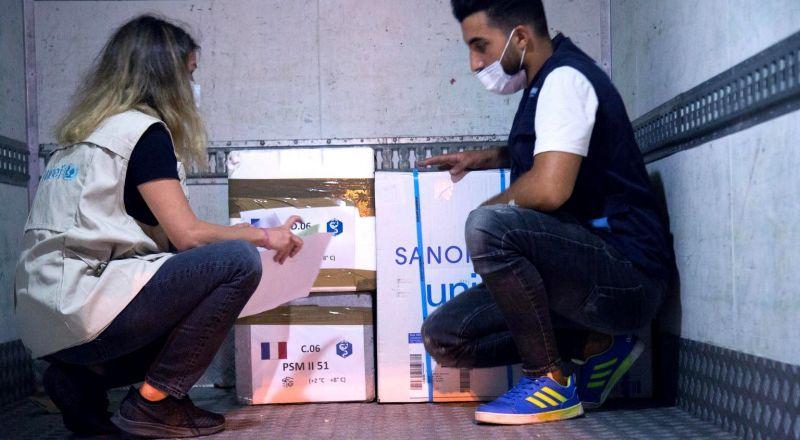 شاركوا بإنقاذ أطفال بيروت .. حملة تبرع عبر اليونيسيف وموقع