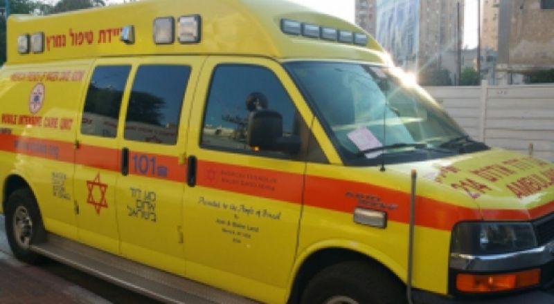 حوادث العمل: إصابة عامل بناء في دالية الكرمل وآخر في مركز البلاد