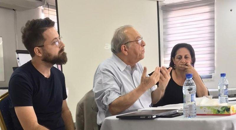 مدى الكرمل يختتم الورشة الدراسيّة الثالثة حول الصهيونيّة والاستعمار الاستيطانيّ