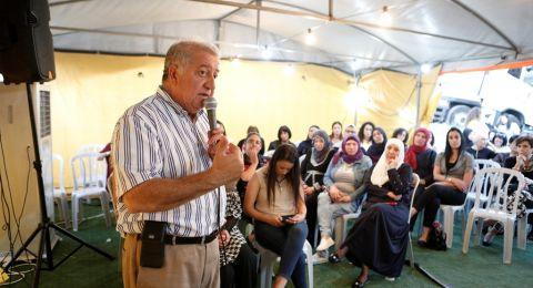 الناصرة: وليد العفيفي: