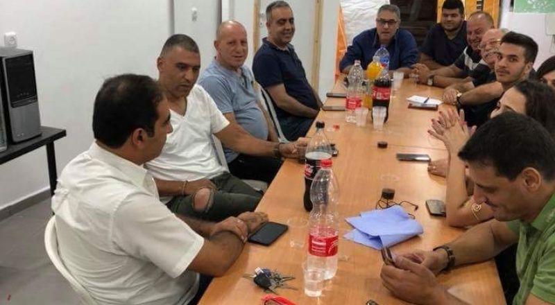 حيفا: التجمّع يبدأ تحرّكاته للإنتخابات المحليّة