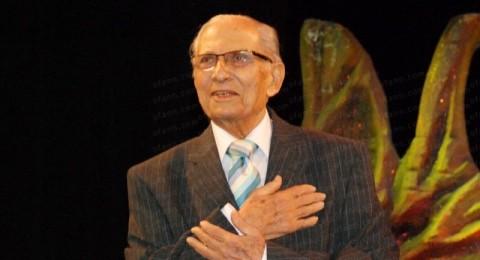 وفاة الفنان المصري عمر الحريري عن عمر 86 عامًا