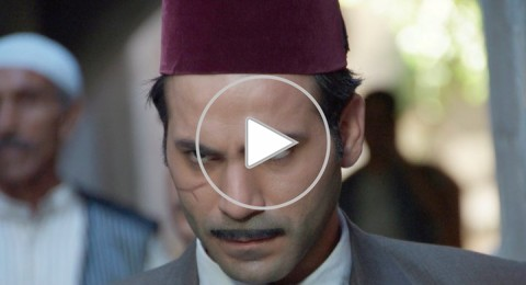 الممثل جلال الطويل يشارك بجنازة الطفل شيبان ويهتف ضد النظام