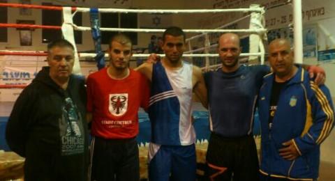 5 ملاكمين من الوسط العربي يستعدون للمشاركة في بطولة اوروبا