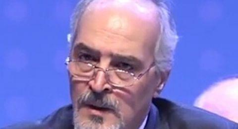 الجعفري: سوريا مصممة على طرد القوات الأجنبية الغازية