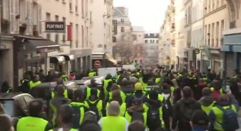 مباشر: إغلاق قصر فرساي مع تجدد الاحتجاجات في فرنسا