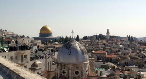 الجامعة العربية تطالب بموقف عربي قوي تجاه القدس