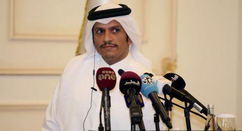 وزير خارجية قطر يتهم السعودية بحصار بلاده واختطاف الحريري وشن حرب على اليمن