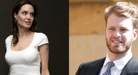بعد طلاقها من براد بيت هل وقعت أنجلينا جولي في حب ابن شقيق الأميرة ديانا؟