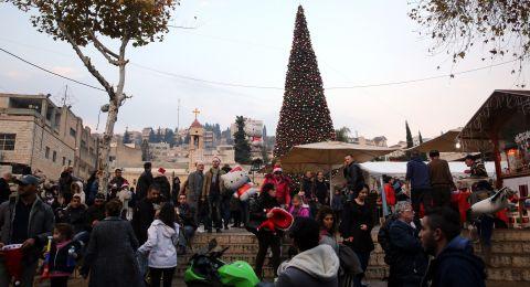 أزمة مرور خانقة في الناصرة، والشرطة توجه حركة السير