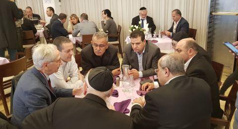في لقاء رئاسة المشتركة ليتسمان: