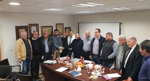 المصادقة على ميزانيّة مجلس بستان المرج.. وعبد الرحمن زعبي نائباً للرئيس والقائم بأعماله