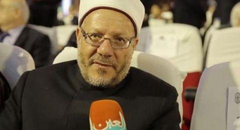 مفتي الديار المصرية: النهوض باللغة العربية واجب وطني