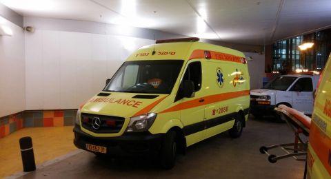 كفر ياسيف: اصابة خطيرة لشاب (24عاما) جراء اطلاق نار