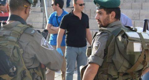 قوات الاحتلال تشرع بهدم منزل عائلة الشهيد نعالوة