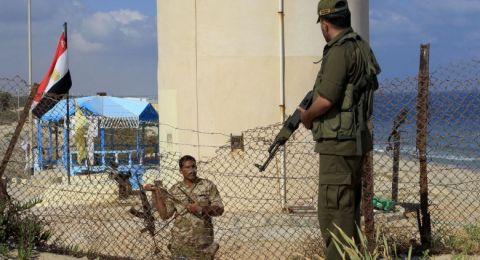 رصاص مصري يصيب منازل المستوطنين قرب الحدود
