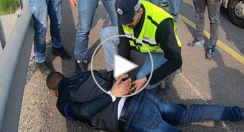 ضبط خلية لسرقة السيارات واعتقال 12 مشتبهًا من الناصرة وجنين