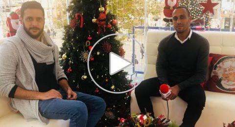 ستوديو كريسمس بكرا: بعيدًا عن كرة القدم ..اللاعب مهران راضي، موهبة غنائية فذّة