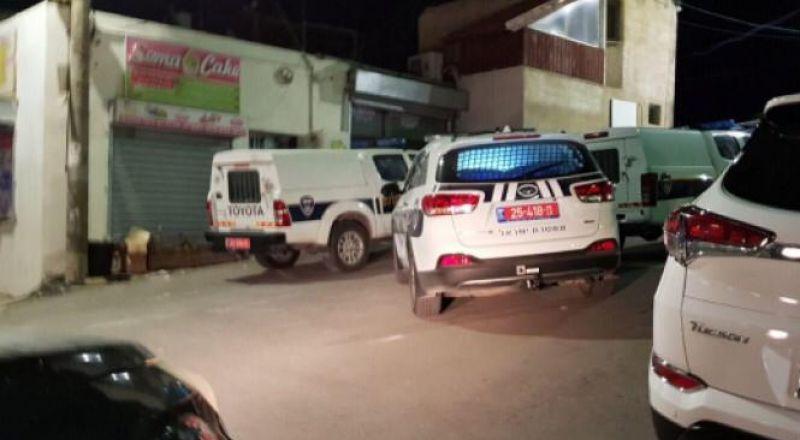 كفر قرع: اصابة عشريني بجريمة إطلاق نار