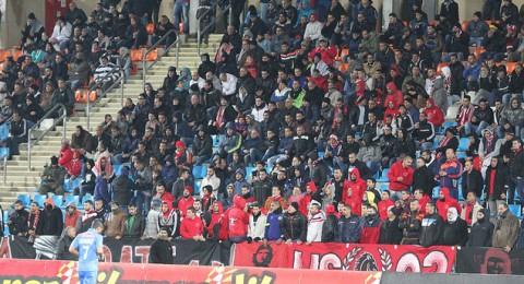 الجمهور السخنيني يهدد بمقاطعة مباراة سخنين وبيتار