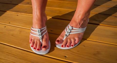 نصائح سهله لعلاج تورم القدمين