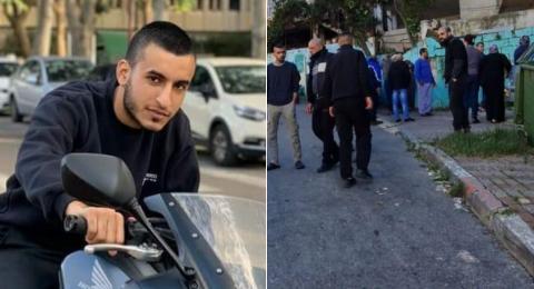 خلال المظاهرة ضد العنف .. جريمة قتل في أم الفحم .. مقتل شاب رميًا بالرصاص