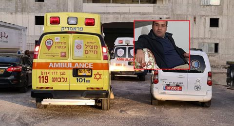 عارة: مصرع مروان كبها في حادث عمل