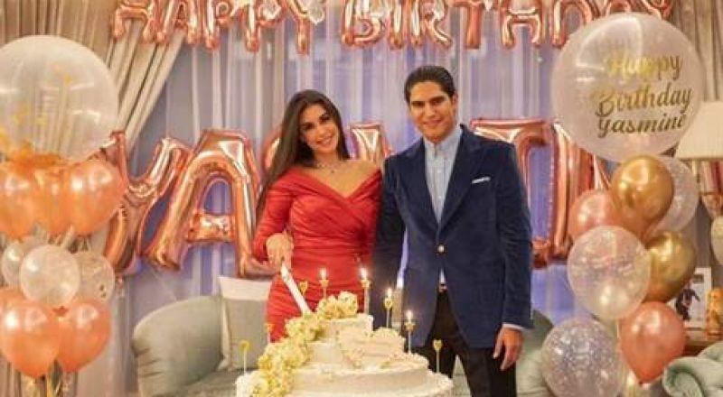 ياسمين صبري تتصدر تريندات جوجل بعد احتفالها بعيد ميلادها