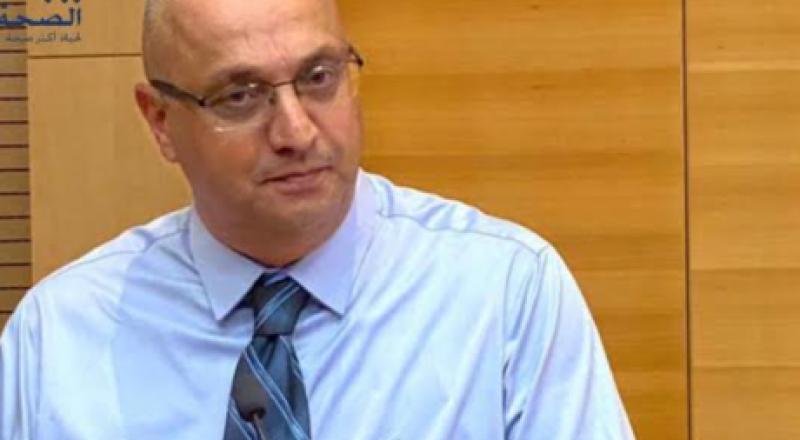 د. يوسف مشهراوي: لولا وجود التطعيم لكانت أعداد ضحايا كورونا مضاعفة