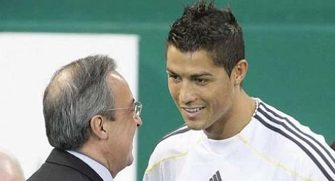 تحديد موعد تجديد عقد كرستيانو رونالدو مع ريال مدريد