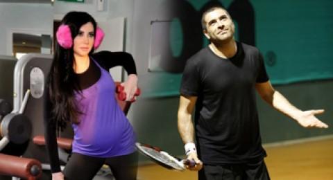 نجوم العالم العربي يمارسون الرياضة
