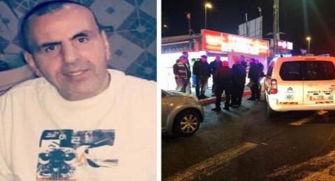 فيديو -شاب يطلق النار على حسيب موسى من الناصرة ويرديه قتيلًا