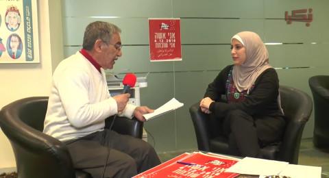 المحامية ميساء غرابلي : اقبال واسع على الخط المفتوح لشكاوى النساء العربيات العاملات